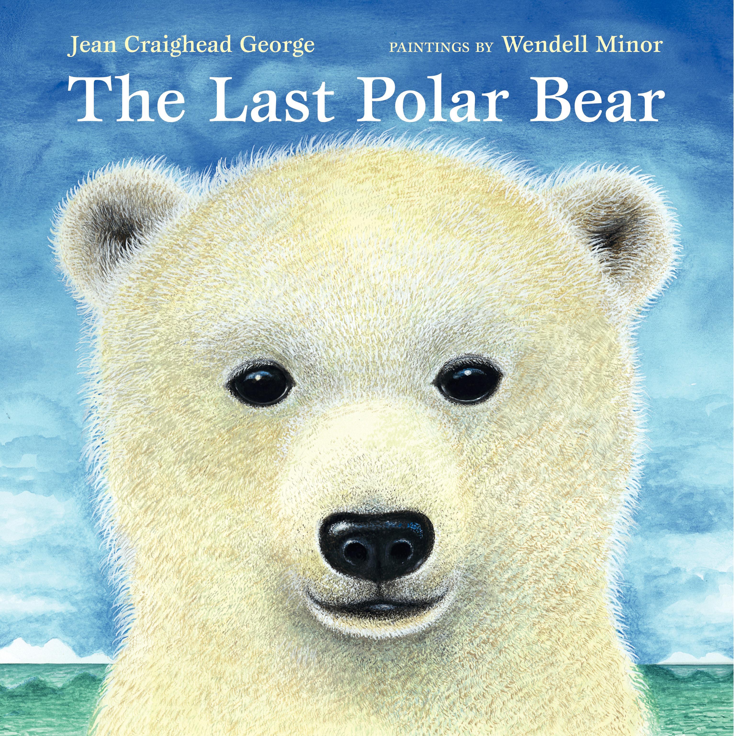 Polar Bear Cartoon Book Hot Off The Presses