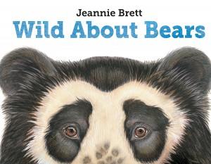 Image of Jeannie Brett's children's book Wild About Bears